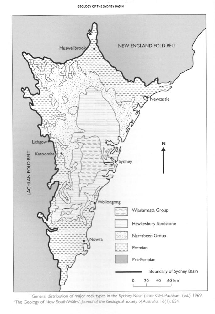 sydney-basin-geology