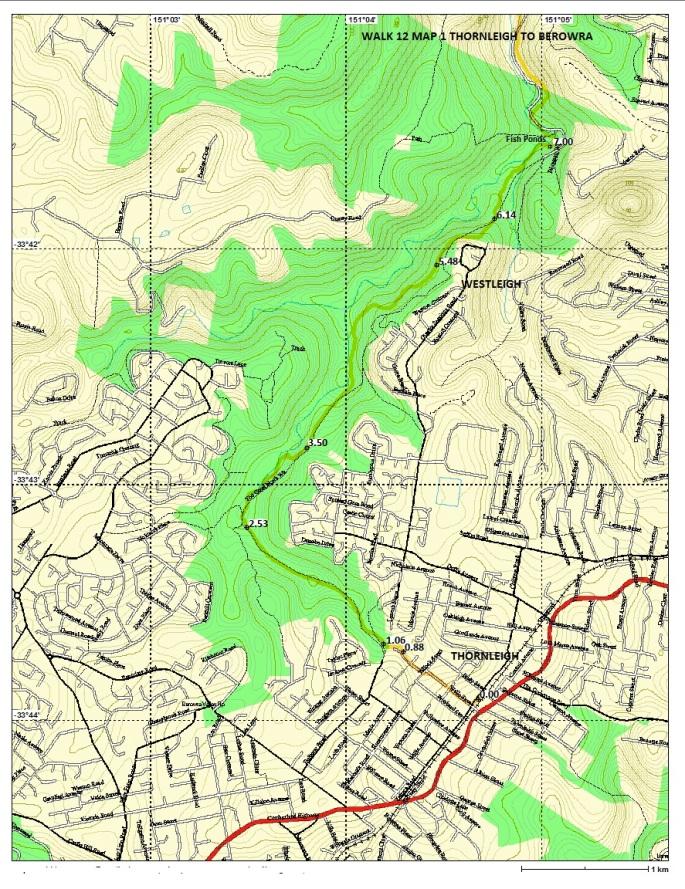 walk-12-b-map-1-thornleigh-to-berowra