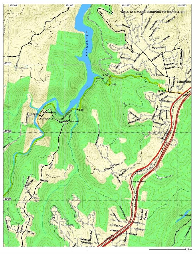 walk-12a-map-1-berowra-thornleigh