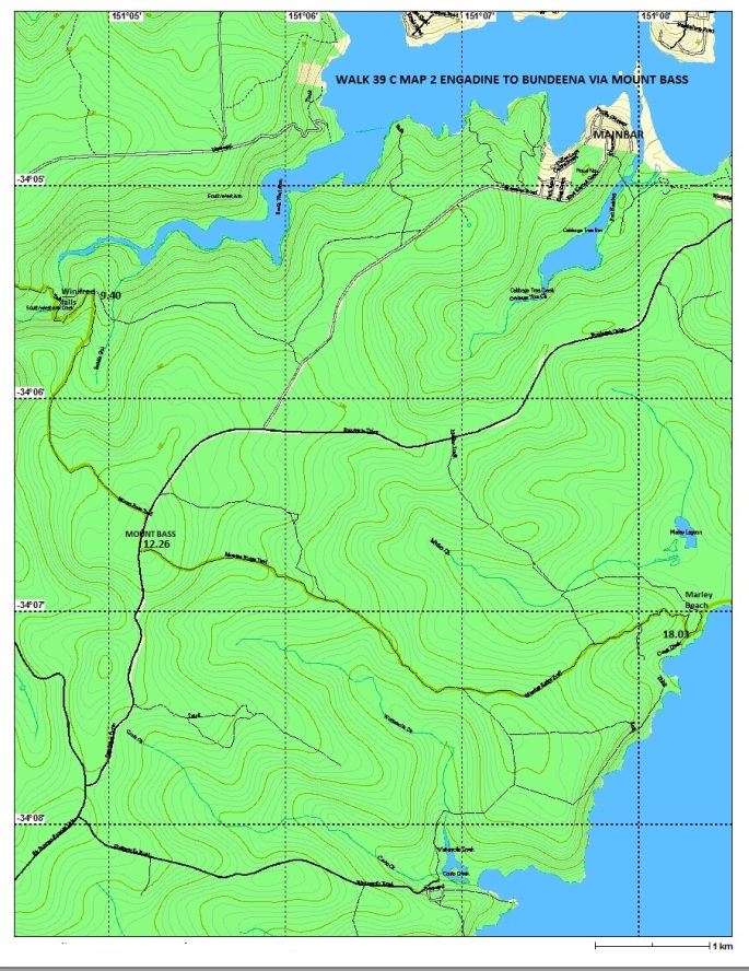 walk-39c-map-2-engadine-to-bundeena-via-mt-bass