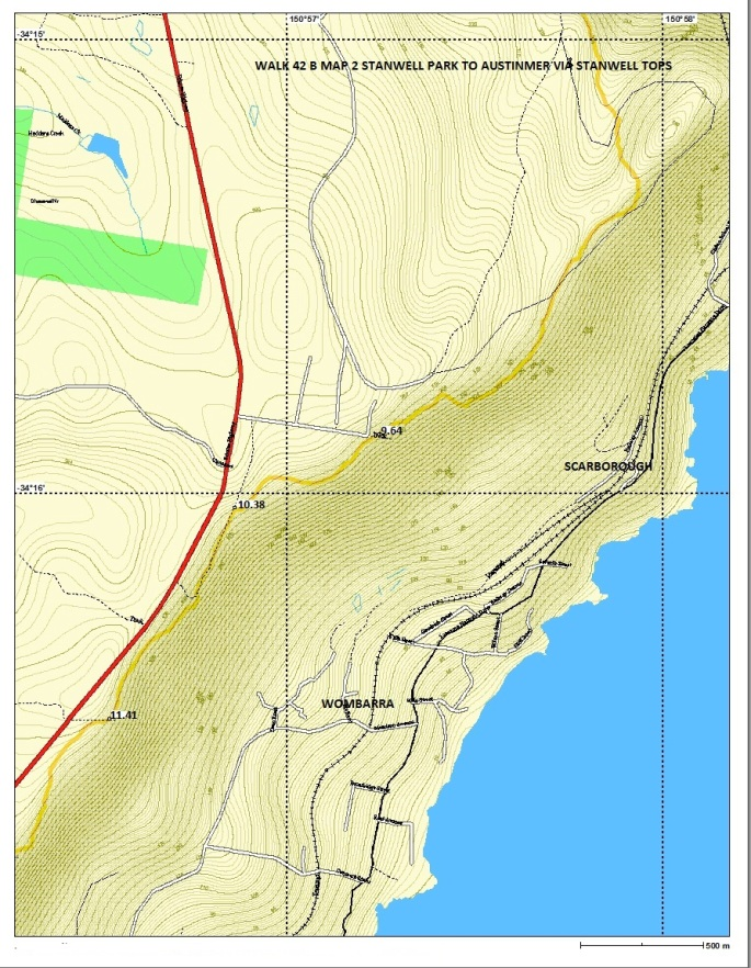 walk-42-b-map-2-stanwell-park-to-austinmer-via-stanwell-tops