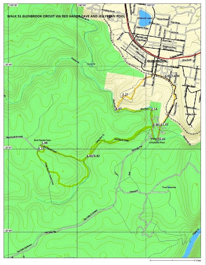walk-51-glenbrook-circuit-via-red-hands-and-jellybean