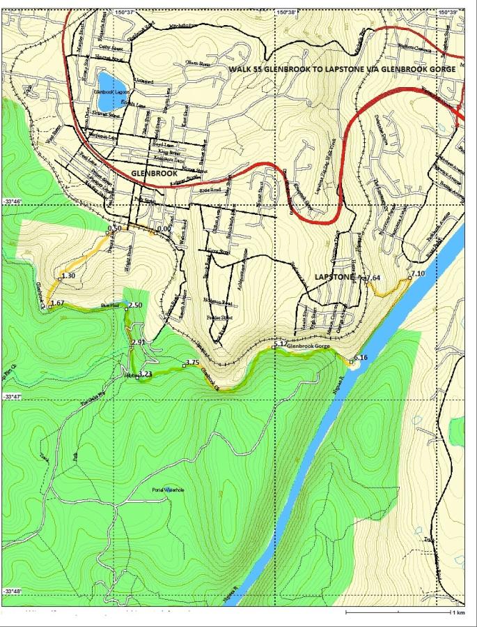 walk-55-glenbrook-to-lapstone-via-glenbrook-gorge